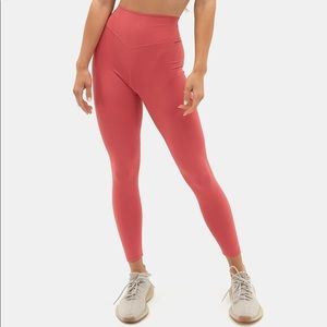 Balance Athletica Ascend High Rise Leggings - Pink